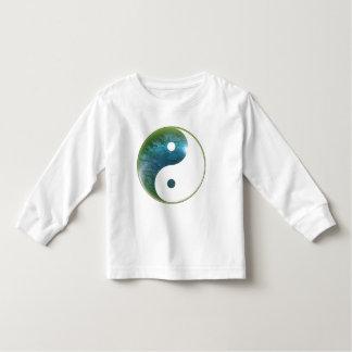 Yin Yang Abstact 1 Toddler T-shirt