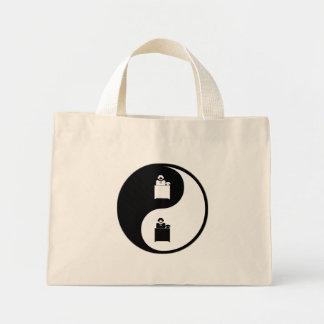 Yin Yang Administrative Assisting Bags