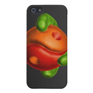 Yin Yang Alien Grip iPhone SE/5/5s Case