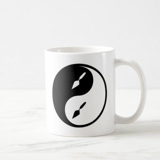 Yin Yang Archaeology Mug