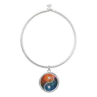 Yin Yang Bangle Bracelet