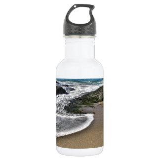 Yin Yang Beach Water Bottle