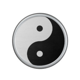 Yin Yang - black Bluetooth Speaker