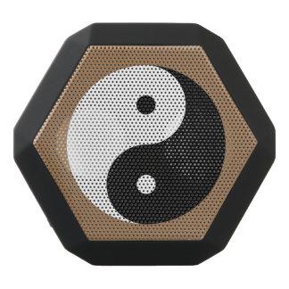 Yin Yang - black & white Black Bluetooth Speaker