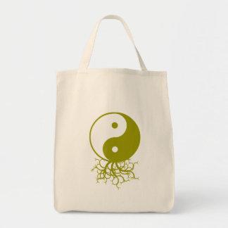Yin Yang Bolsa Tela Para La Compra