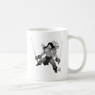 Yin Yang Boogieman Coffee Mug