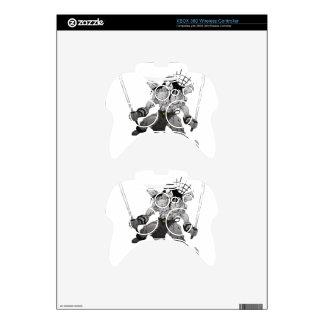 Yin Yang Boogieman Mando Xbox 360 Skin