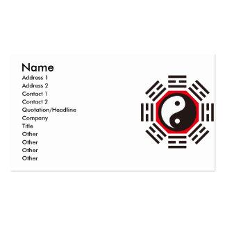 YIN & YANG BUSINESS CARDS