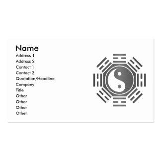 YIN & YANG BUSINESS CARD