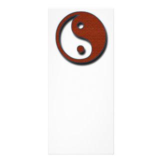 Yin Yang by Shirley Taylor Rack Card