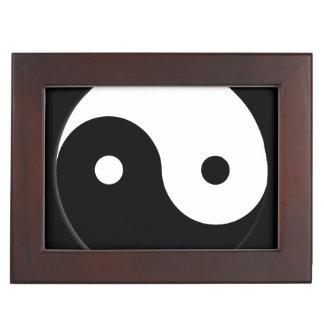 Yin Yang Caja De Recuerdos