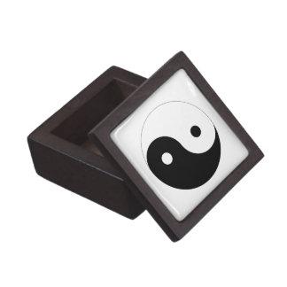 Yin Yang Caja De Regalo De Calidad