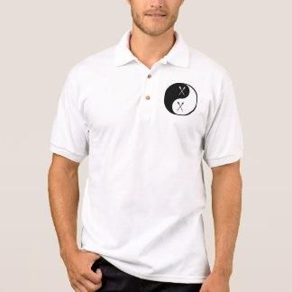 Yin Yang Canoeing Polo Shirt