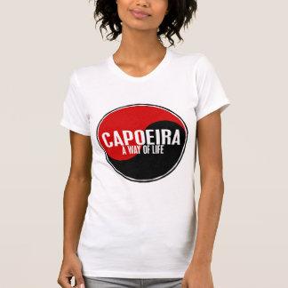 Yin Yang Capoeira 1 T-shirts