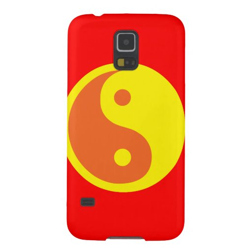 Yin Yang Carcasas De Galaxy S5