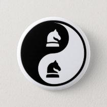 Yin Yang Chess Button