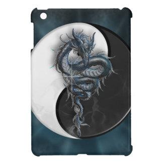Yin Yang Chinese Dragon iPad Mini Case