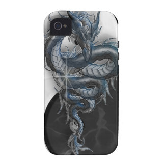 Yin Yang Chinese Dragon iPhone 4/4S Vibe Case iPhone 4/4S Covers