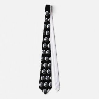 Yin Yang Chinese Dragon Tie
