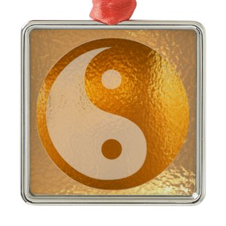 Yin Yang Chinese Lucky Symbol ornament