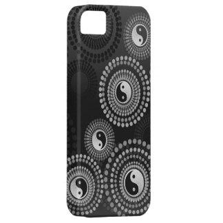 Yin Yang Circles of Balance Custom iPhone SE/5/5s Case