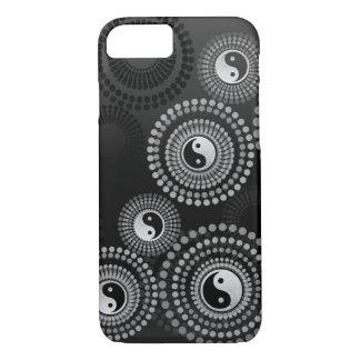Yin Yang Circles of Balance iPhone 7 Case