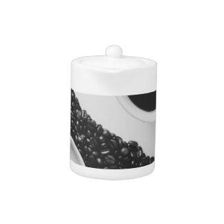 Yin Yang coffe Teapot