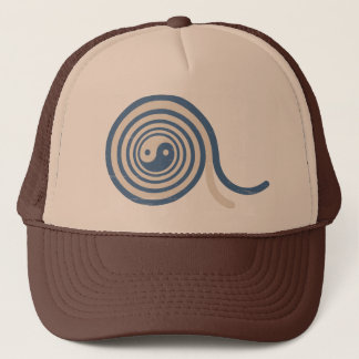 Yin Yang Coil II Trucker Hat