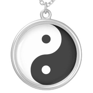 Yin Yang Colgante