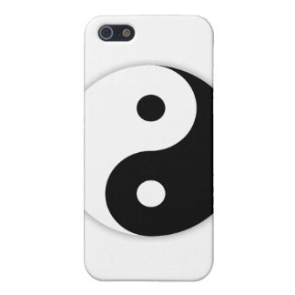 Yin & Yang Cover For iPhone SE/5/5s