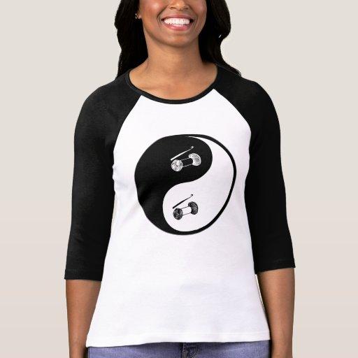 Yin Yang Crocheting Shirts