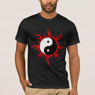 Yin Yang Dark T Shirt