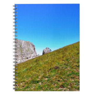 Yin Yang de la naturaleza Cuaderno