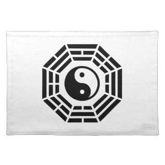 Yin yang de Pakua Mantel
