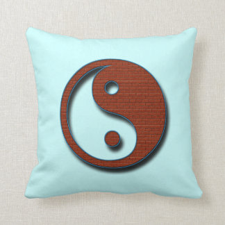 Yin Yang de Shirley Taylor Cojín