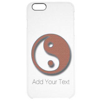 Yin Yang de Shirley Taylor Funda Clearly™ Deflector Para iPhone 6 Plus De Unc