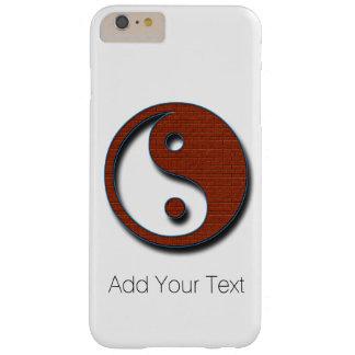 Yin Yang de Shirley Taylor Funda De iPhone 6 Plus Barely There