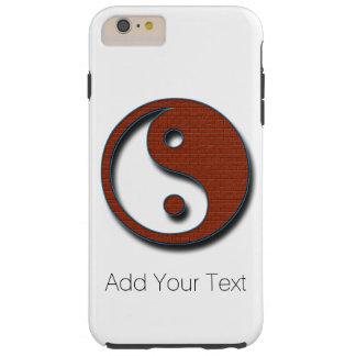 Yin Yang de Shirley Taylor Funda De iPhone 6 Plus Tough