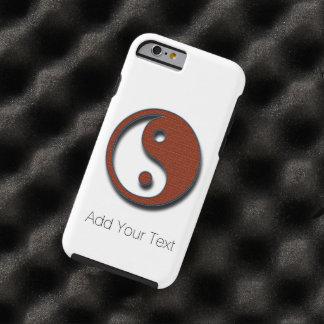 Yin Yang de Shirley Taylor Funda Para iPhone 6 Tough