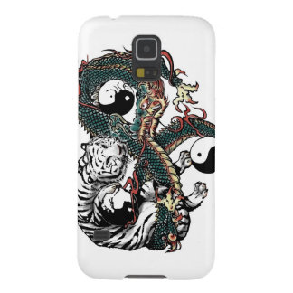 Yin Yang Design Galaxy S5 Case