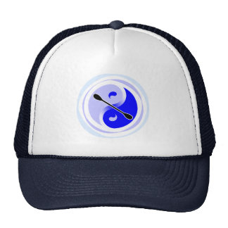 Yin-Yang Double Blade Hats
