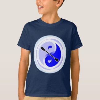 Yin-Yang Double Blade T-Shirt