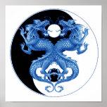 Yin Yang Dragon 2 Poster