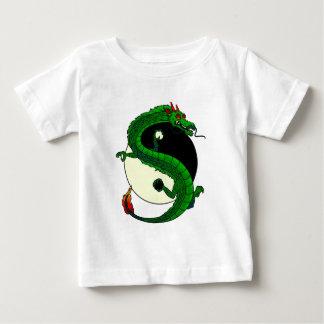 Yin Yang Dragon Baby T-Shirt