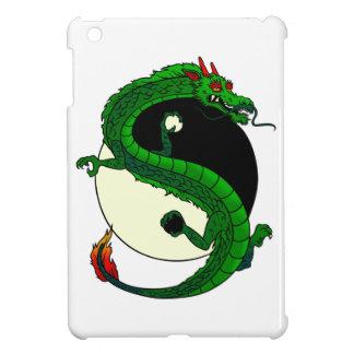 Yin Yang Dragon. Cover For The iPad Mini