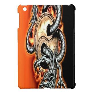 Yin Yang Dragon iPad Mini Covers