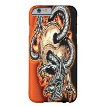 Yin Yang Dragon iPhone 6 case