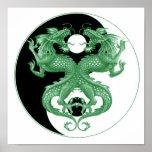 Yin Yang Dragons 4 Poster