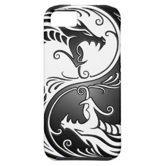 Yin Yang Dragons iPhone SE/5/5s Case