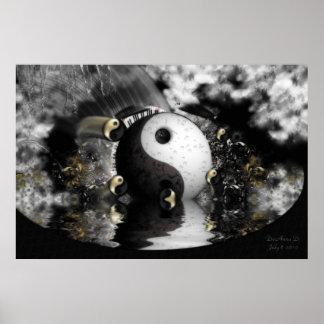 Yin Yang Dream 2 Posters
